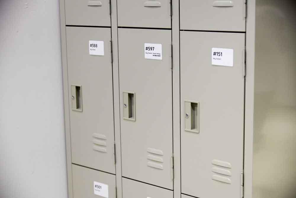 潤學商務個人置物櫃