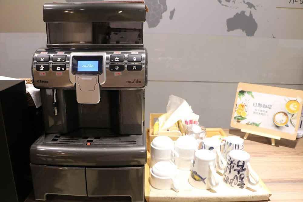 潤學商務咖啡機